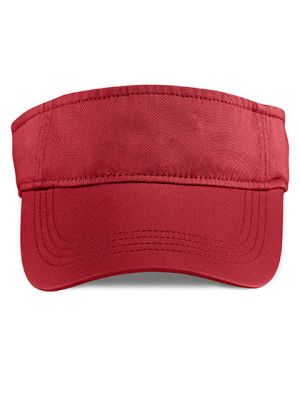 Low-Profile Twill Visor