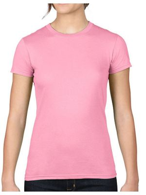 Women´s Fashion Basic Fitted Tee