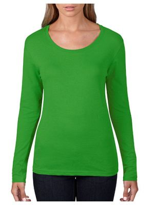 Women´s Featherweight Long Sleeve Scoop Tee