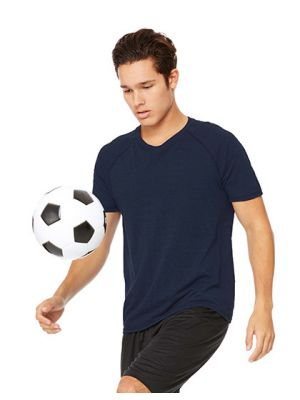 Men´s Performance Triblend Short Sleeve Tee