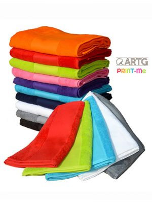 PrintMe Bath Towel