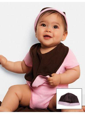 Baby Rib Reversible Beanie