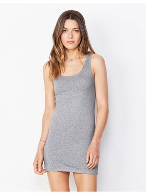 Jersey Tank Top Dress