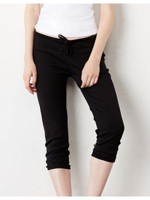 Women´s Capri Scrunch Pant