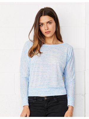 Flowy Off The Shoulder T-Shirt