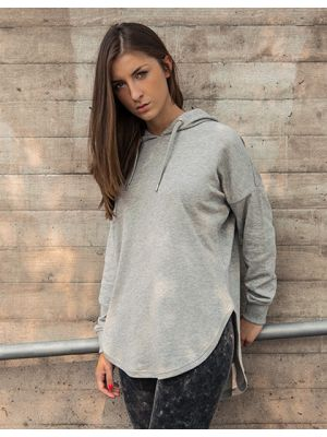 Ladies Oversized Hoody