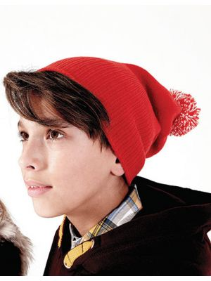 Junior Snowstar Beanie