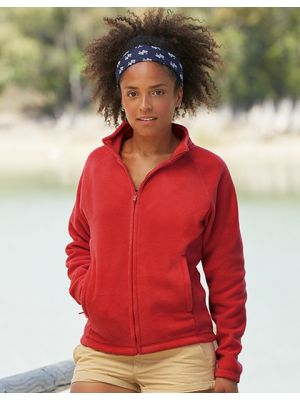 Full-Zip Fleece Lady-Fit
