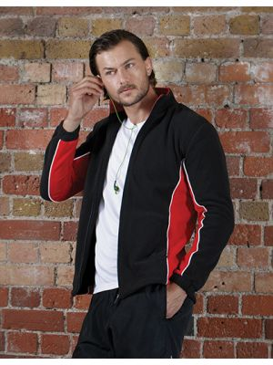 Men´s Micro Fleece Track Jacket