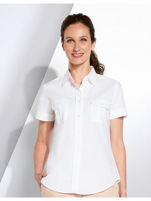 Womens Short Sleeve Shirt Botswana