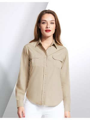 Womens Long Sleeve Shirt Bolivia