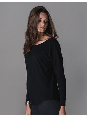 Women´s Loose Fit Long Sleeve T