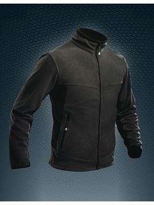Optimise Contrast Fleece Jacket