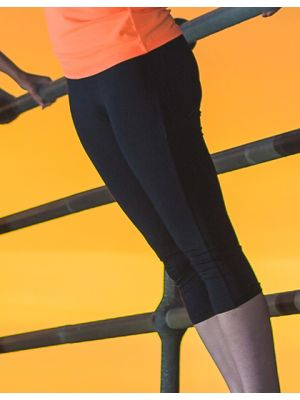 Womens Impact Softex® Capri Pants