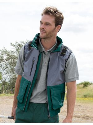 Workguard X-Over Gilet