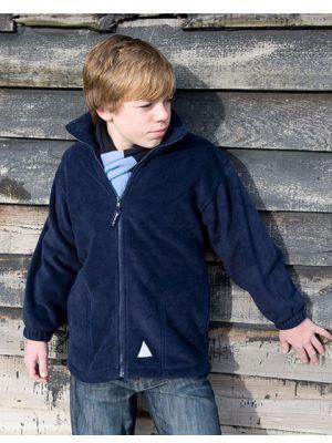 Junior Active Fleece Jacket