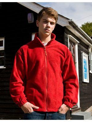 Youth Active Fleece Jacket