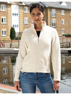 La Femme Micro Fleece Jacket