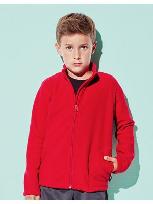 Active Fleece Jacket for children