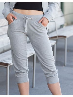 Ladies 3/4 Length Jog Pant