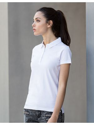 Ladies Fashion Polo