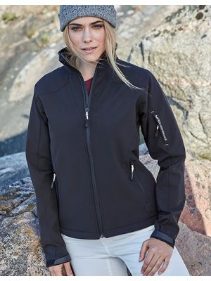 Ladies Lightweight Stretch Softshell