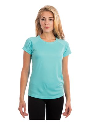 Ladies Solar Performance Short Sleeve T-Shirt