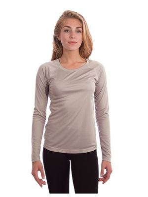 Ladies Solar Performance Long Sleeve T-Shirt