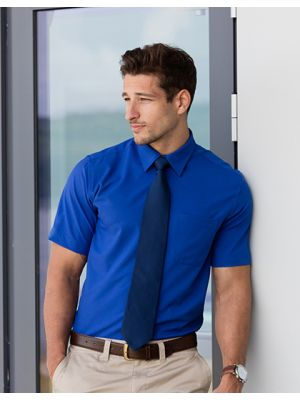 Men´s Wicking Short Sleeve Shirt