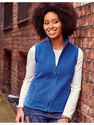 Damen Fleece Gilet